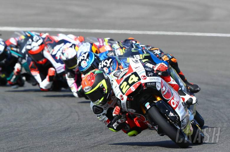 Moto3 Andalucia - Race Results
