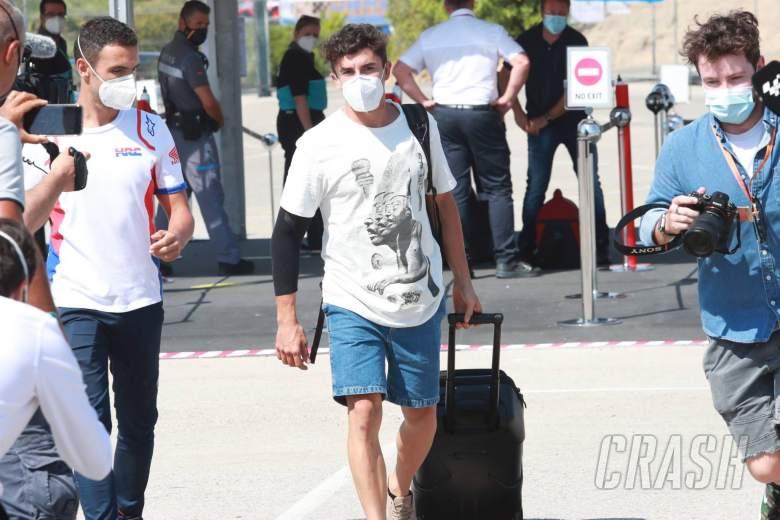 Marc Marquez 'kembali ke Jerez'!