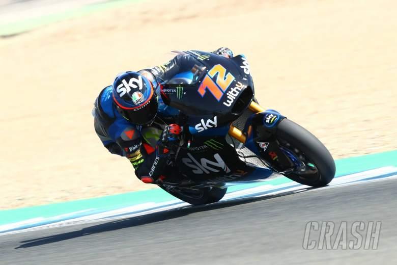 Moto2 Andalucia: Bezzecchi menahan Lowes untuk meraih pole pertama Moto2