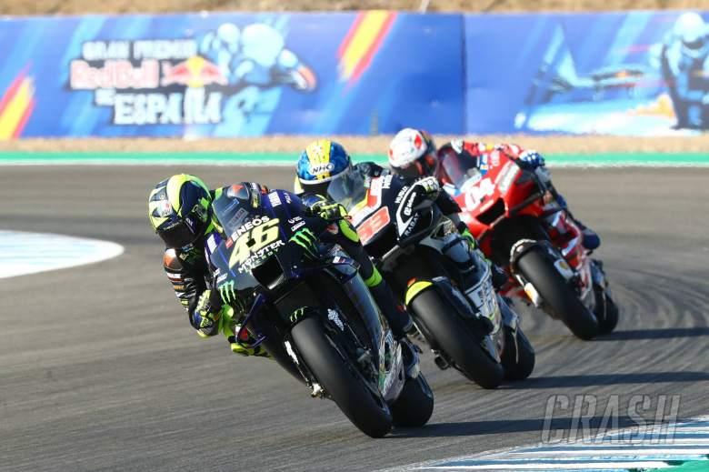 Rossi 'better, faster' after set-up changes