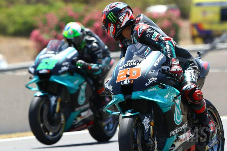 Andalucia MotoGP - Warm-up Results