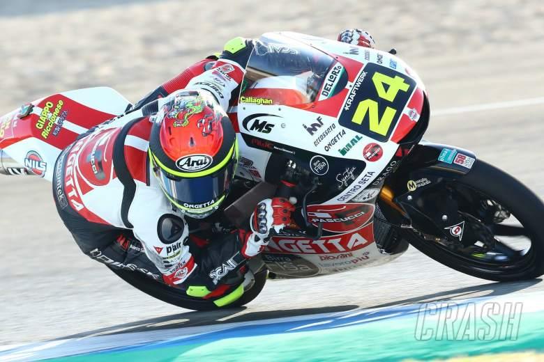 Moto3 Andalucia: Suzuki snatches third consecutive pole position