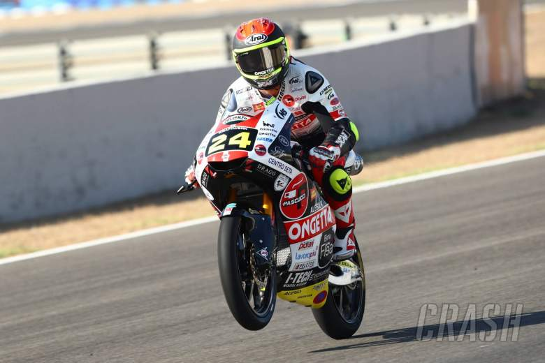 Moto3 Andalucia - Qualifying Results