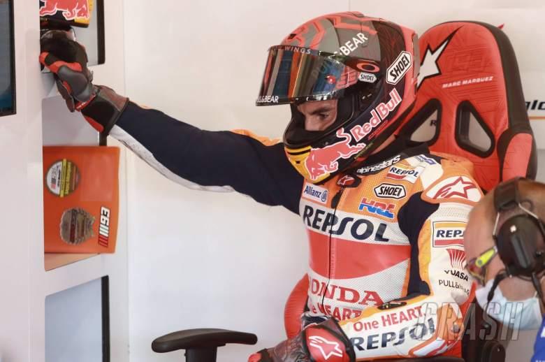 """Gosip MotoGP: Marquez tentang dokter - """"Setiap orang bisa membuat kesalahan ..."""""""