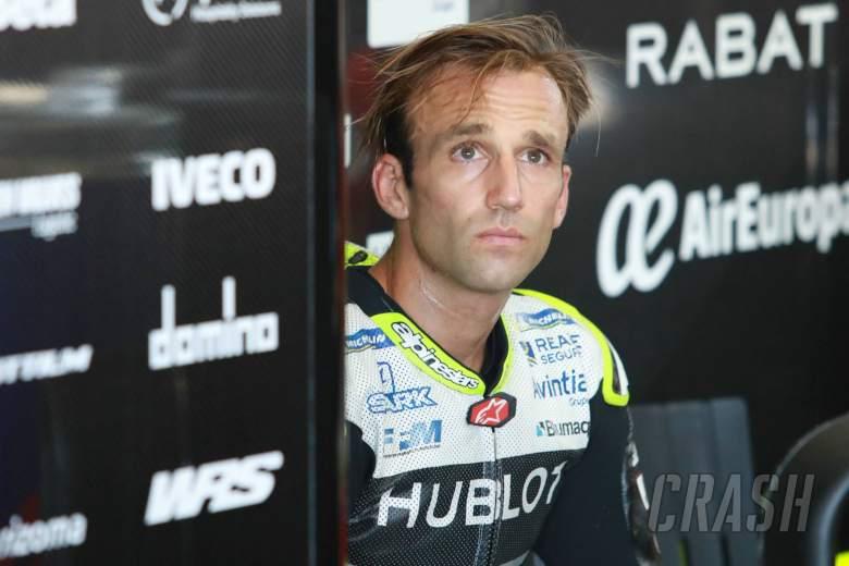 Zarco memecahkan sepuluh besar, ingin mencoba Ducati di Brno yang lebih disukai