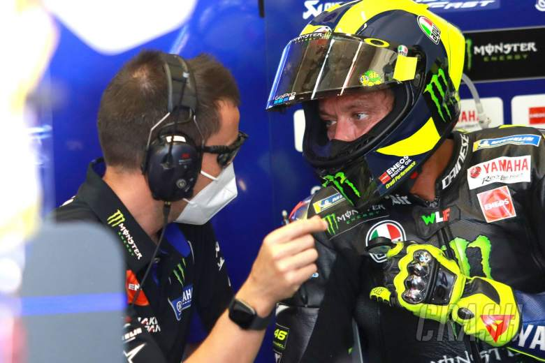 Rossi: Sometimes my experience is a problem!