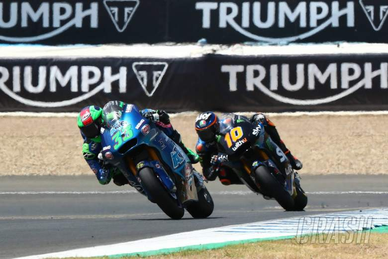 Moto2 Andalucia: Brilliant Bastianini memudahkan kemenangan