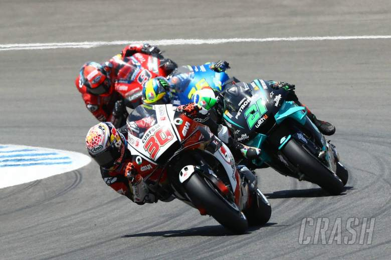 'Gaya Marquez' membawa Nakagami ke ambang podium