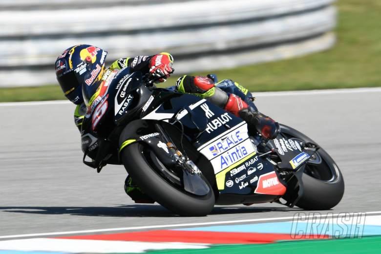 Zarco, Avintia Racing claim shock Czech MotoGP pole in Brno