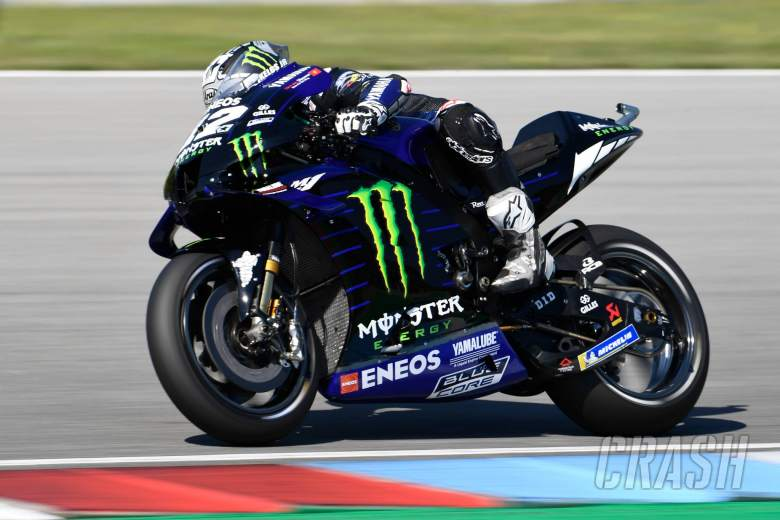 Maverick Vinales, Czech MotoGP 8 August 2020