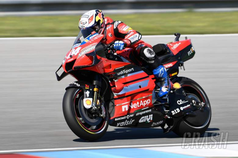 Andrea Dovizioso, Czech MotoGP 8 August 2020