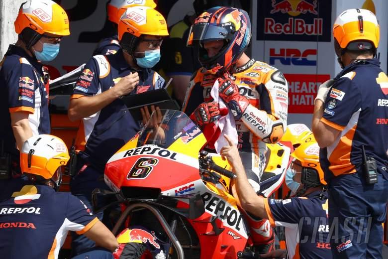 Holeshot: Rins to use again, Bradl developing for Honda