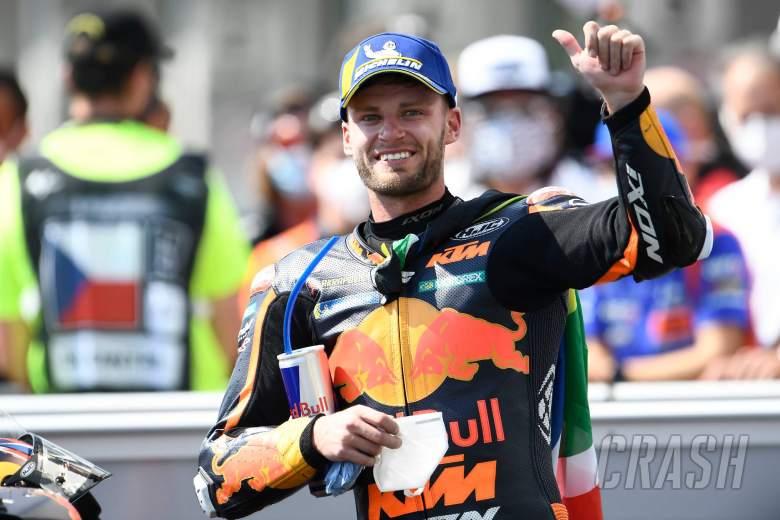 Brad Binder, Czech MotoGP race 9 August 2020
