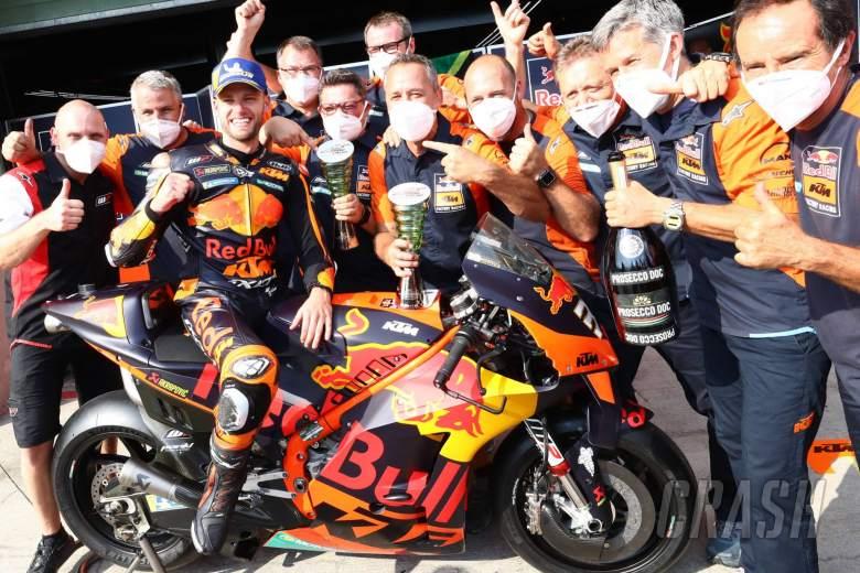 Czech Republic MotoGP: The Winners & Losers