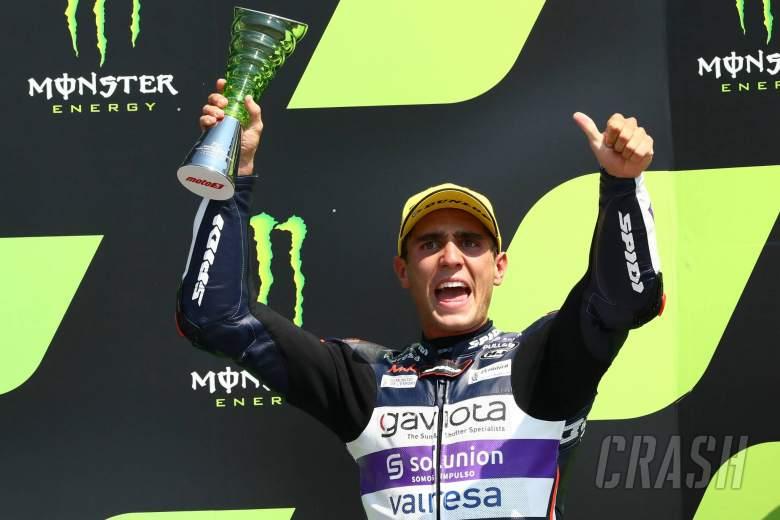 Moto3 Austria: Arena terlambat untuk meraih kemenangan