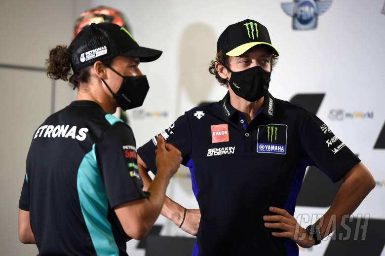 """""""We need to be careful not to get this virus"""" - Franco Morbidelli"""