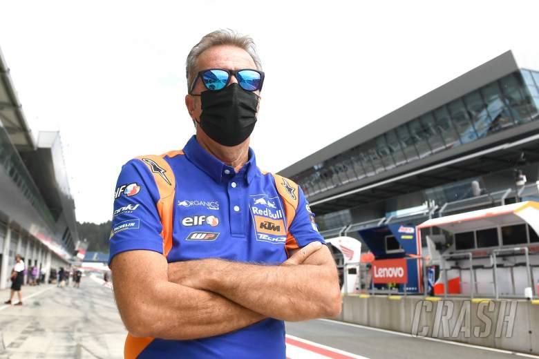 Herve Poncharal, Austrian MotoGP 14 August 2020