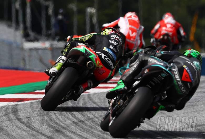 MotoGP Austria - Balapan LANGSUNG!
