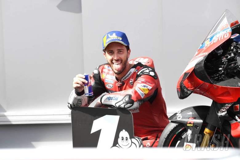 Andrea Dovizioso, Austrian MotoGP race 16 August 2020