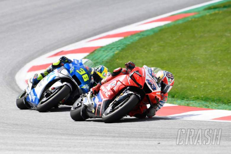 Miller on last lap mistake – 'I thought Joan was closer than he was'