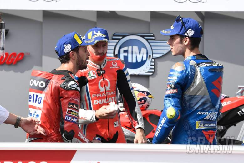Miller: 'Pretty cool' if Mir takes MotoGP title without a win