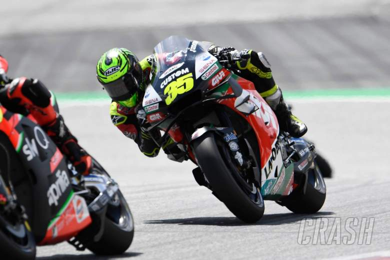 Crutchlow: 'If I didn't love it, I wouldn't still be here'