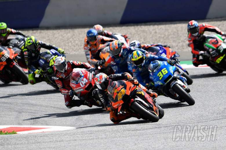 Pol Espargaro, Austrian MotoGP race 16 August 2020
