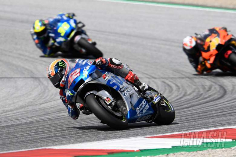 Rins rues costly crash, felt he had pace to lead