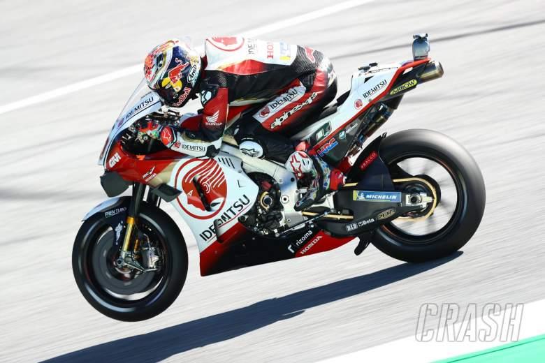 Takaaki Nakagami , Styrian MotoGP. 21 August 2020