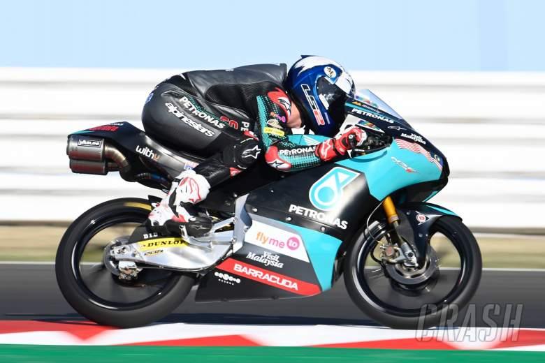 John McPhee, Moto3, San Marino MotoGP, 11 September 2020