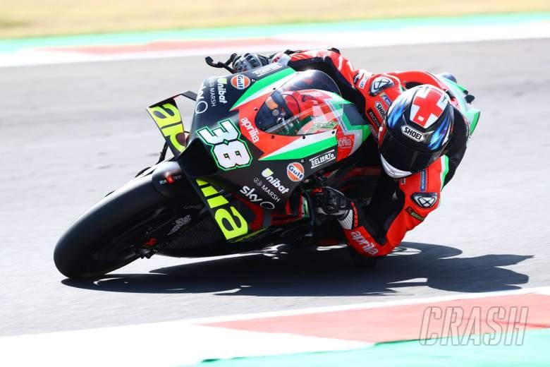 Bradley Smith, San Marino MotoGP. 11 September 2020