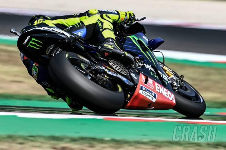 Valentino Rossi, San Marino MotoGP. 11September 2020