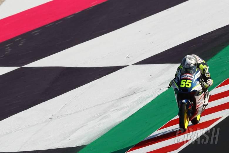 Romano Fenati , Moto3, San Marino MotoGP, 12 September 2020