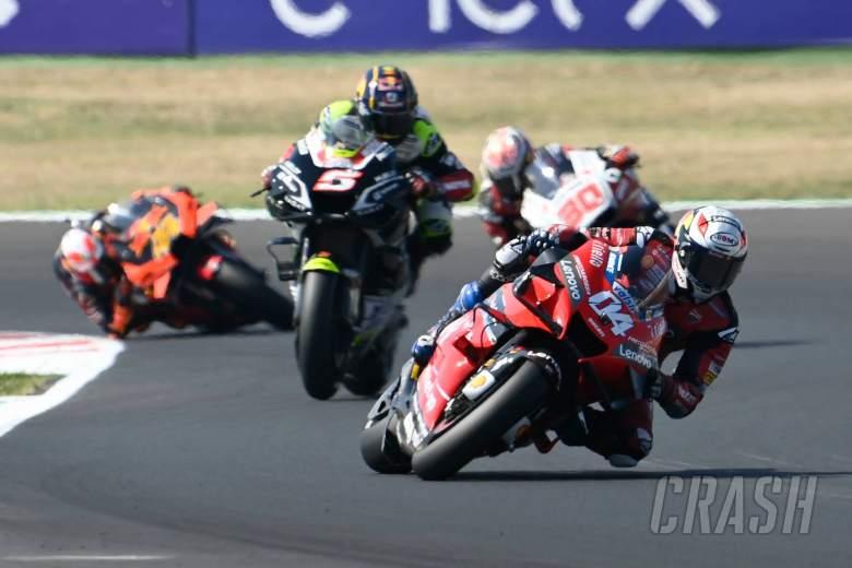 Andrea Dovizioso, San Marino MotoGP Race. 13 September 2020
