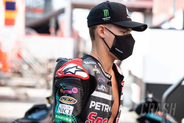 Fabio Quartararo, San Marino MotoGP. 13 September 2020