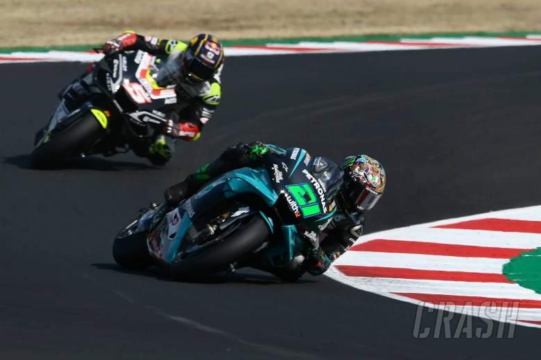 Franco Morbidelli, Emilia Romagna MotoGP race. 20 September 2020