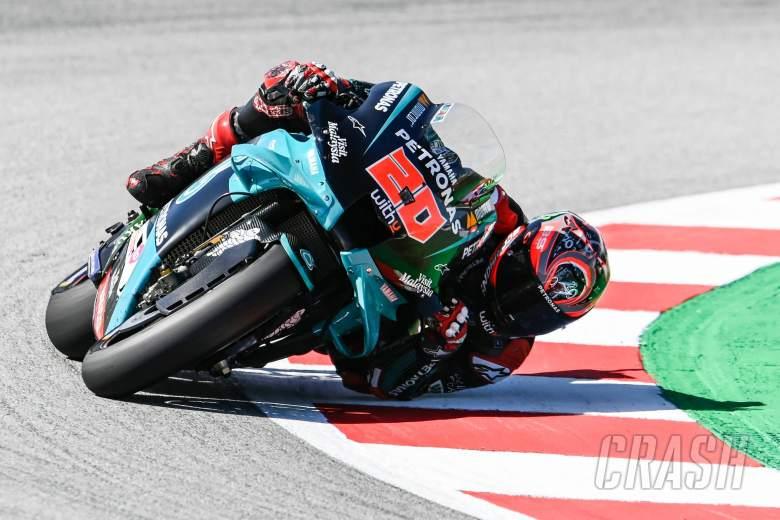 Fabio Quartararo, Catalunya MotoGP. 25 September 2020