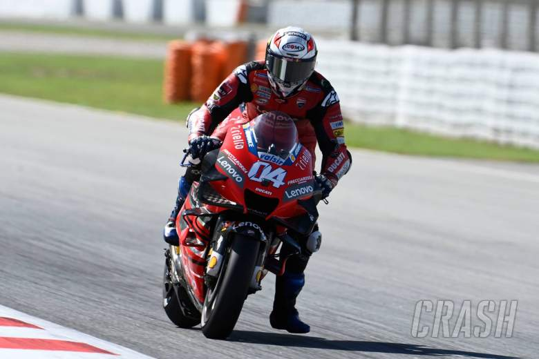 Andrea Dovizioso, Catalunya MotoGP. 25 September 2020