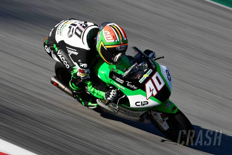 Darryn Binder, Moto3, Catalunya MotoGP. 25 September 2020