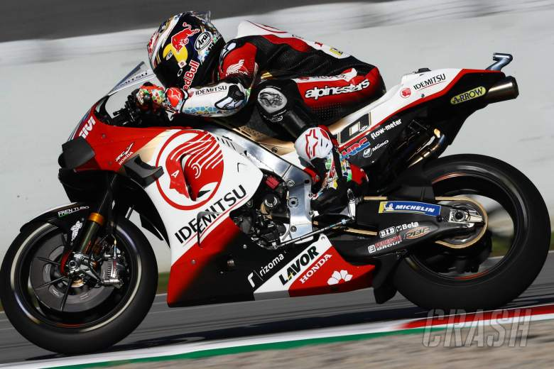 Takaaki Nakagami , Catalunya MotoGP. 25 September 2020