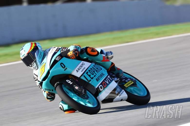 Jaume Masia , Moto3 , Catalunya MotoGP. 25 September 2020