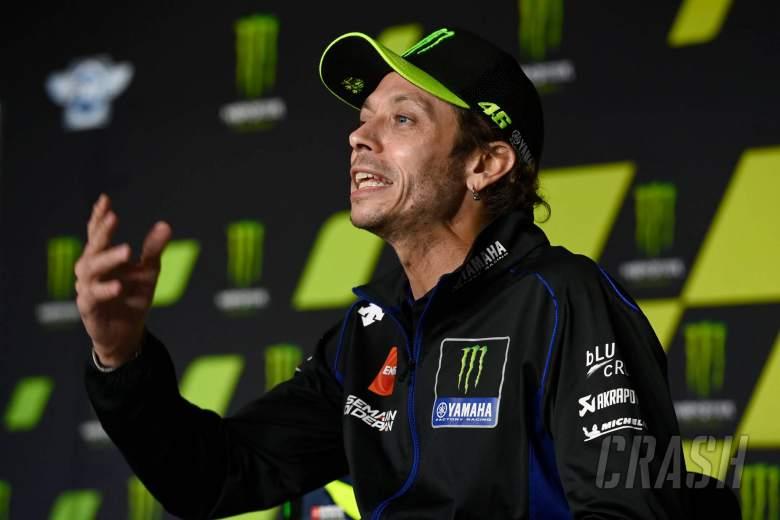 Valentino Rossi, Catalunya MotoGP. 26 September 2020
