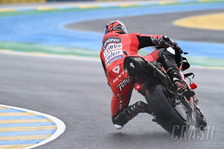 Danilo Petrucci, French MotoGP. 9 October 2020