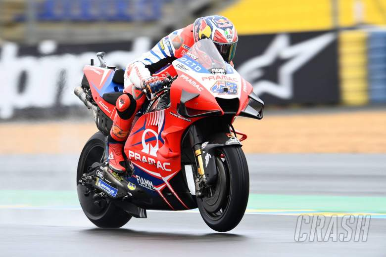 Jack Miller, French MotoGP. 9 October 2020