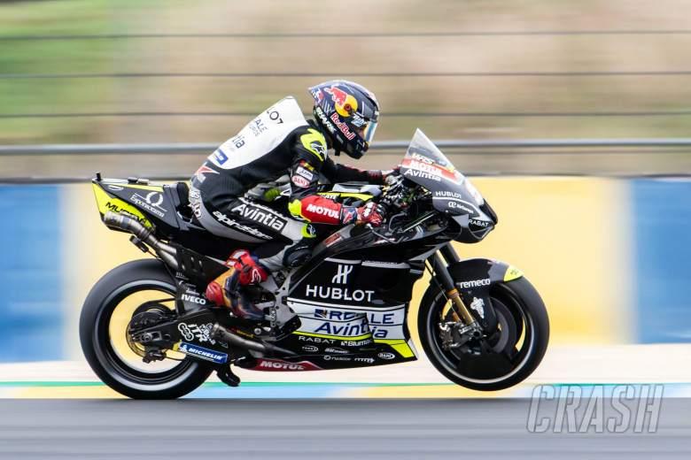 Johann Zarco, French MotoGP. 9 October 2020
