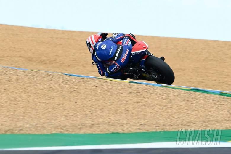 Joe Roberts, Moto2, French MotoGP. 9 October 2020