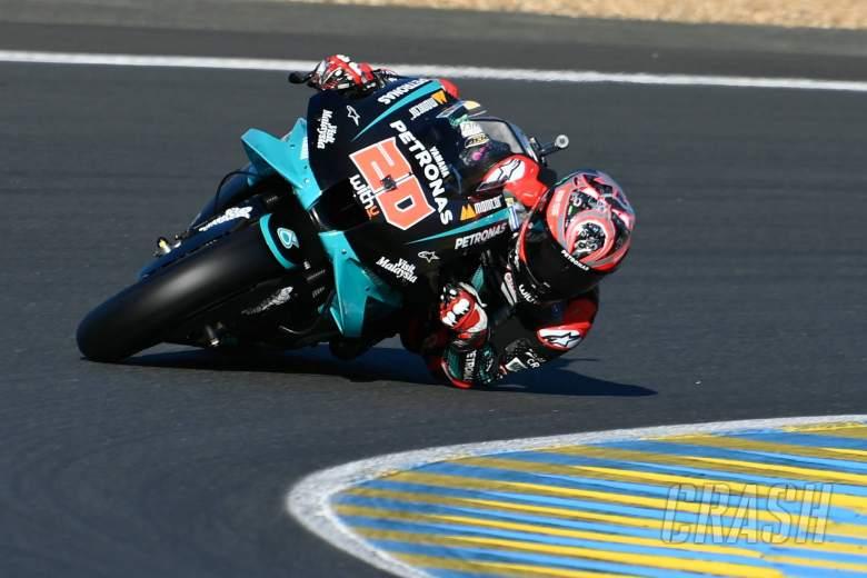Fabio Quartararo, French MotoGP, 10 October 2020