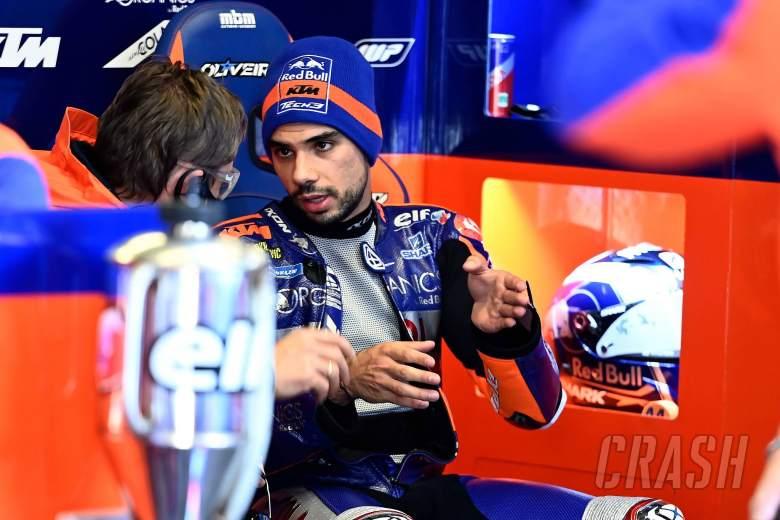 Miguel Oliveira, French MotoGP. 10 October 2020