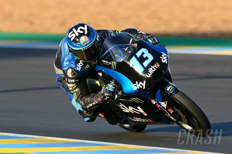 Celestino Vietti, Moto3, French MotoGP. 10 October 2020