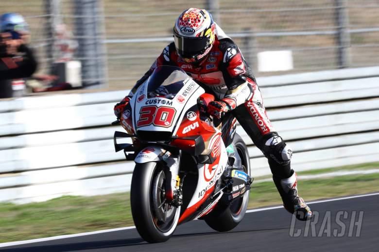Takaaki Nakagami, French MotoGP, 10 October 2020